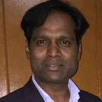 Ashok John, 38 from Denver, CO