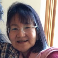 Grace, 56 from Eagle River, AK