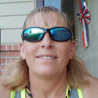Sandy, 50 from Colwich, KS