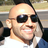 Raman, 34 from Turlock, CA