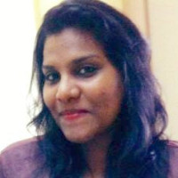 Sancta, 26 from Chennai, IN