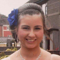 Christina, 19 from Cork, IE