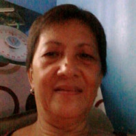 Flordeliza, 60 from San Mateo, PH