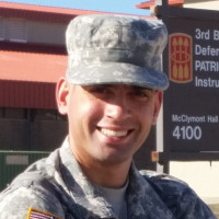 Michael-1082064, 23 from Fort Sill, OK