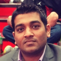 Srikanth reddy, 30 from Farmington Hills, MI