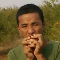 Kikhovi, 23 from Kohima, IN