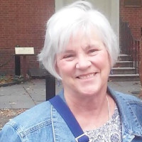 Pat, 68 from Reading, PA