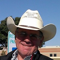 Richard, 74 from Calumet, OK