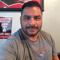 Santos, 44 from Cibolo, TX