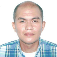 Roderick Josef, 39 from Bacolod, PH