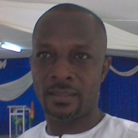Oluwafemi Frederick, 53 from Lome, TG